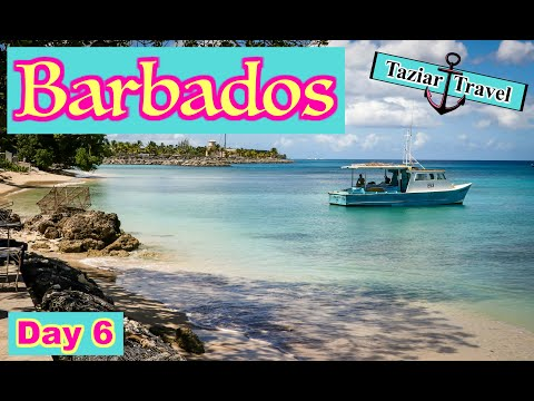 Barbados Travel Vlog Day 6 - 2018