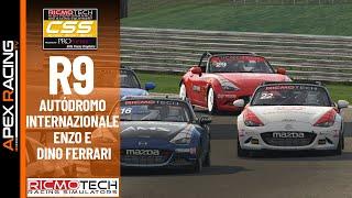 Ricmotech Classic Sprint Series | Round 9 at Imola