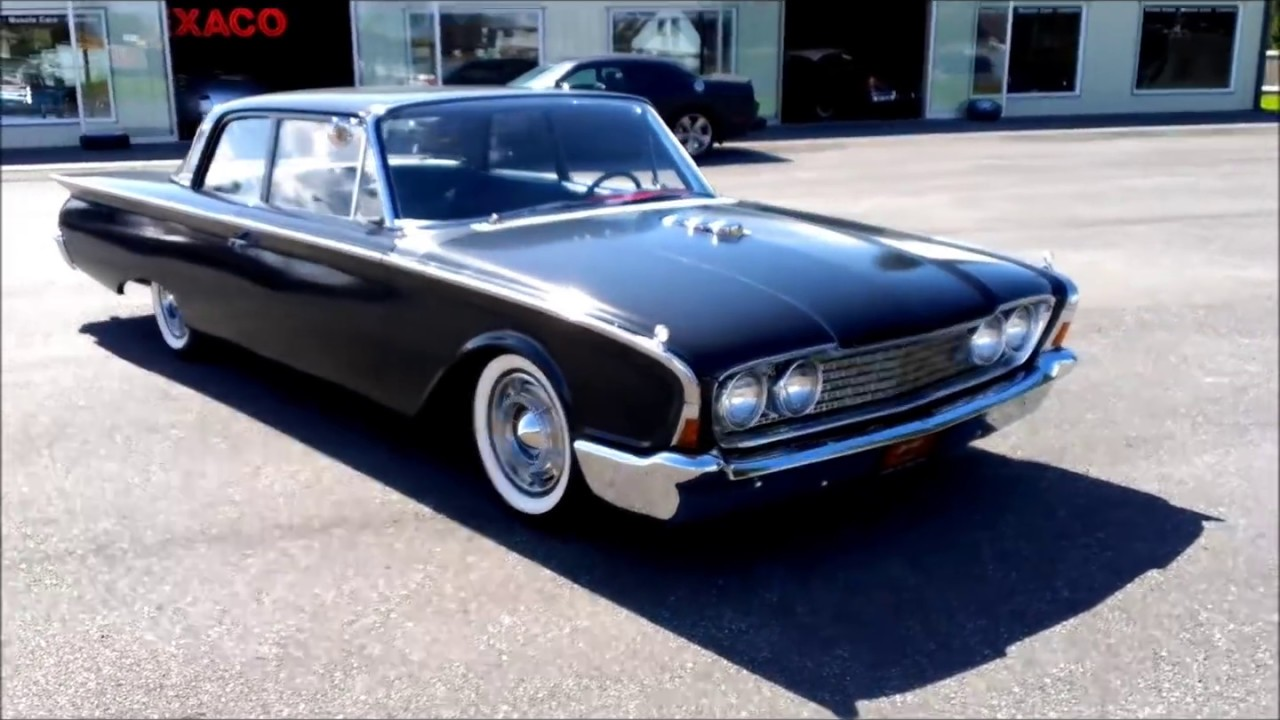 1960 ford galaxie youtube. Black Bedroom Furniture Sets. Home Design Ideas