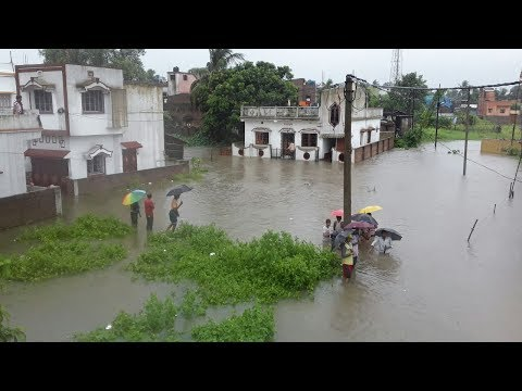 Bengal flood situation worsens as DVC, Durgapur barrage release water