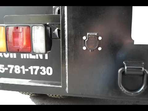Trailer Hitch Hitch For Trucks U Hitch It For Dump Trucks