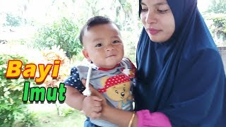 Bayi Imut Belajar Senyum Cerianya Main Sama Ibu | Funny Cute Baby Indonesia