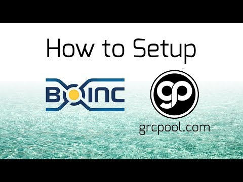 How to Earn Gridcoin with Pool Research via grcpool.com