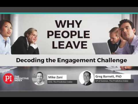 Why People Leave: Decoding the Engagement Challenge