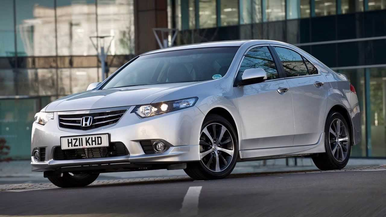 2010 Honda Accord iCTDi European Version photo - 1