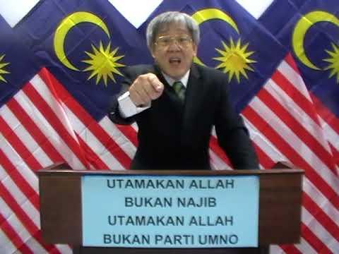 (1) Najib/Hishamuddin Personally Declared War Against Israel? (2) Trump Will Soon Whack 1MDB/Najib