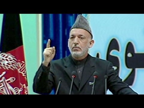 Karzai calls for US pact under Afghan sovereignty