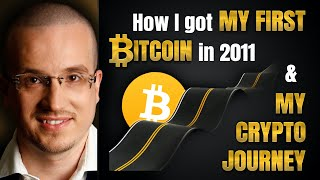 How I got my first Bitcoin in 2011 & my crypto journey - Simon Dixon