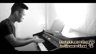 Katy Perry - Unconditionally (piano cover by Ducci, HD, lyrics)