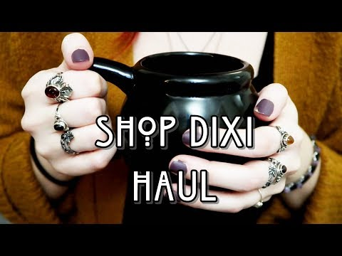 •✦Witchy Jewellery Haul | Shop Dixi✦•