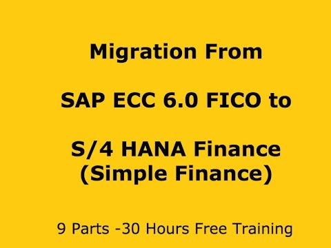 SAP Simple Finance (S/4 HANA Finance) - Integrated Business Planning - Part 9