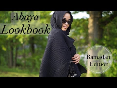 Abaya LookBook | Ramadan Edition