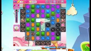 Candy Crush Saga Level 1617 No Booster