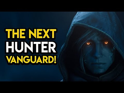 Destiny 2 - THE NEXT HUNTER VANGUARD! thumbnail