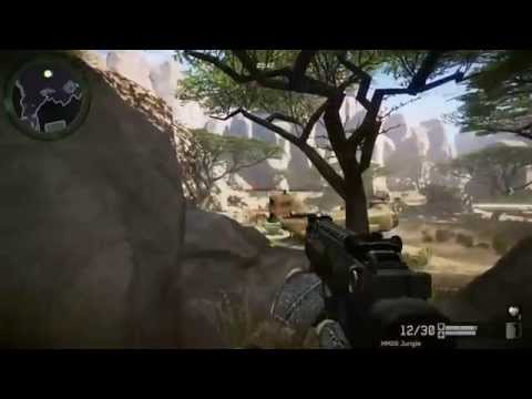 WarFace Africa Update! CoOp Multiplayer Live Stream Ultra Settings on alienware Alpha i3