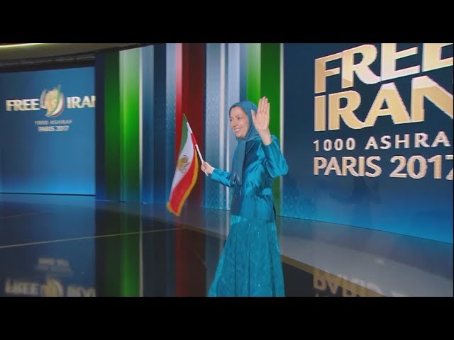 Join #FreeIran2018 Grand Gathering on June 30, 2018 in #Paris
