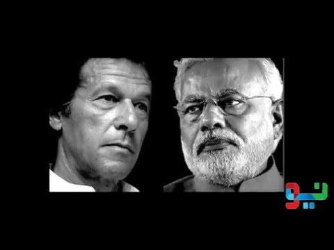 Imran Khan & Narendra Modi Meeting in Delhi - Pakistan India Cricket Series