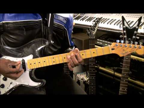 Blue Swede HOOKED ON A FEELING Guardians Of The Galaxy Guitar Cover EricBlackmonMusicHD
