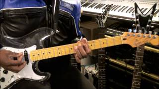Blue Swede HOOKED ON A FEELING Guardians Of The Galaxy Guitar Cover ...