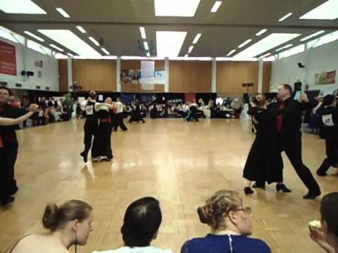 ETDS 2015 Kaiserlautern - Ballroom Masters - Engelse Wals