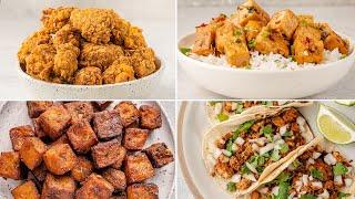How To Cook & Use Tofu | 5 Easy Recipes