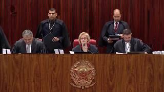 Na sessão plenária do TSE desta terça-feira (22), os ministros devem retomar o julgamento que pode resultar na cassação dos mandatos do prefeito e do vice ...