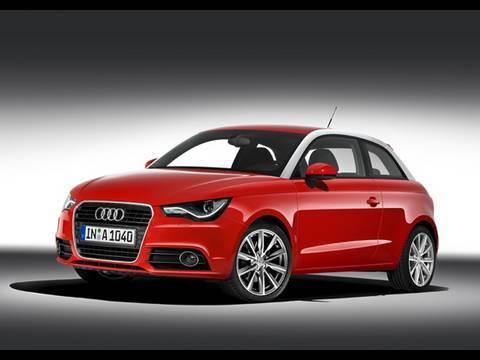 2011 Audi A1 Debut