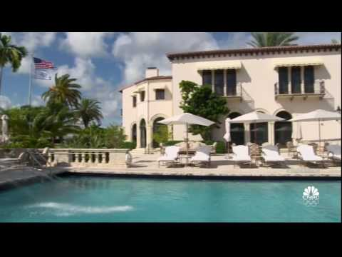 CNBC's Secret Lives of the Super Rich  - Fisher Island Club, Miami - VERZUN Real Estate
