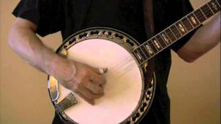 Banjo Lesson 101 - Forward Rolls & Basic Technique