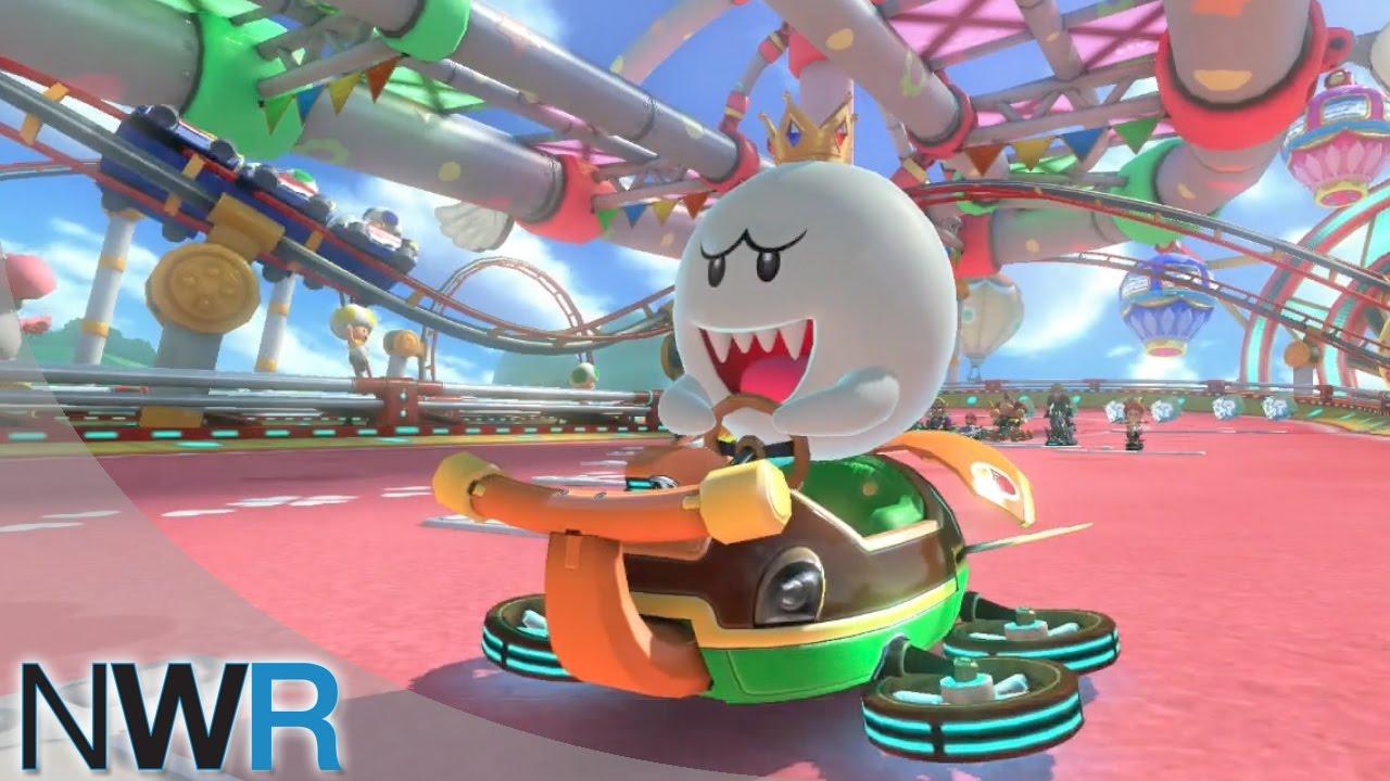 Baby Mario Mario Kart 8: Mario Kart 8 Deluxe