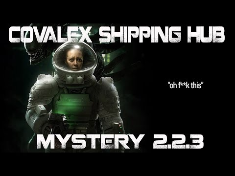 Star Citizen Corvalex Shipping Hub Mystery 2.2.3