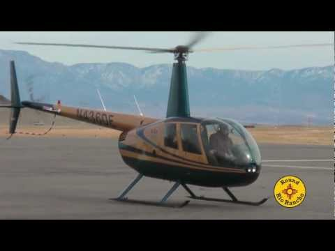 Enchantment Helicopters Ride Over Rio Rancho, New Mexico