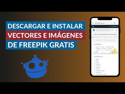 Cómo Descargar e Instalar Vectores e Imágenes de Freepik Premium Gratis
