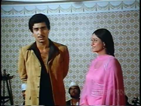 Gham Chupate Raho - Raj Babbar - Nazrana Pyar Ka - Hindi Song