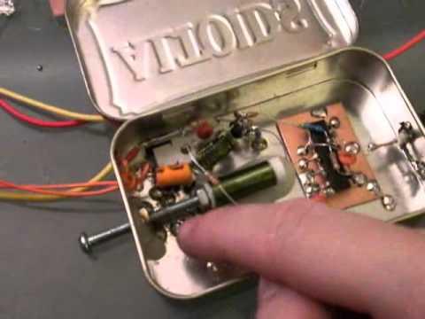 Permeability Tuned Oscillator (PTO) Working Nicely