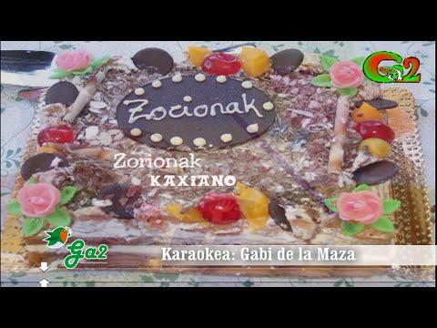Zorionak (Kaxiano)