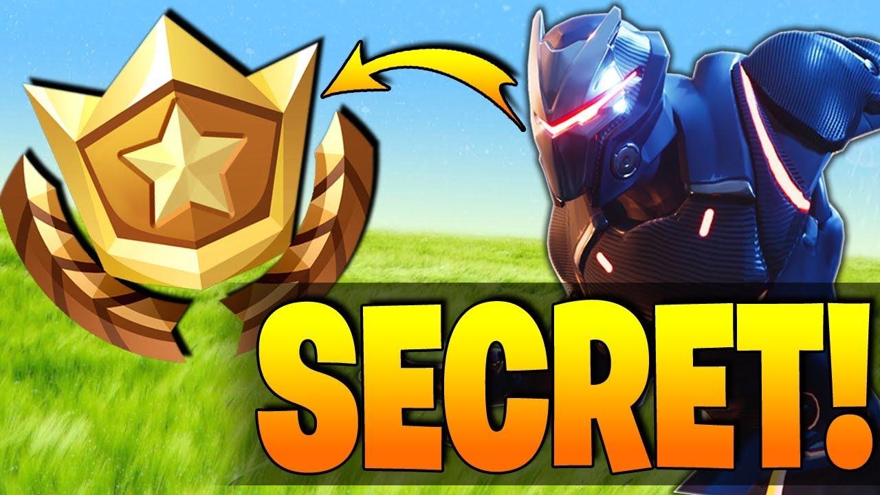 Fortnite - HOW TO GET FREE SECRET HIDDEN BATTLESTARS!! - 10x Battle Stars / 1 Free Battlepass Tier