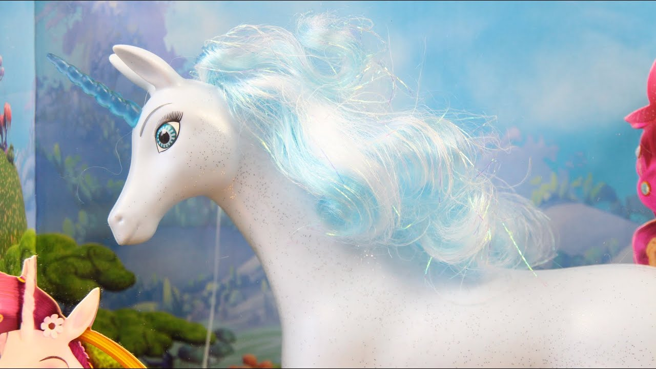 Unicorn Wind  Jednoroec Wind  Mia and Me  Mia i Ja  Mattel