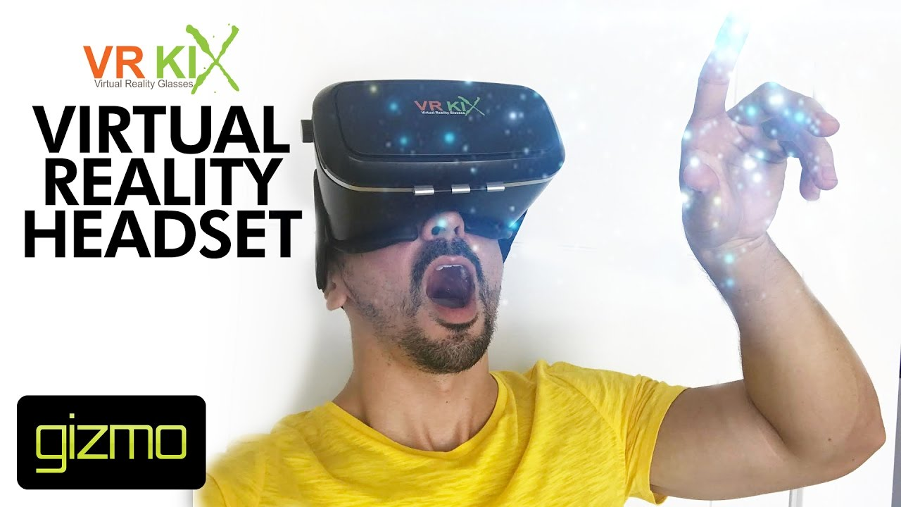 best gift ever this vr headset gizmo youtube