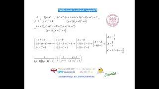 Решение дифференциальных уравнений методом неопределенных коэффициентов
