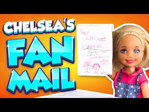 Barbie - Chelsea's Fan Mail   Ep.173