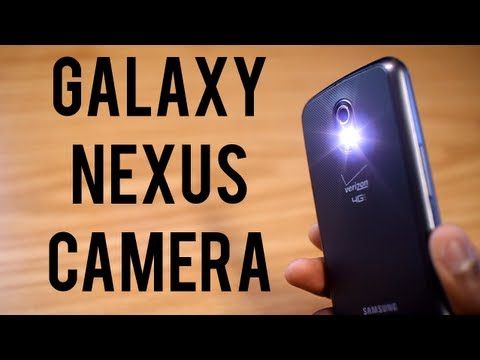 Galaxy Nexus Camera Review