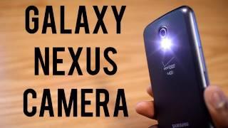 Galaxy Nexus Camera Review