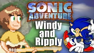 Sonic Adventure: Windy and Ripply Electric Guitar cover by Steven Morris