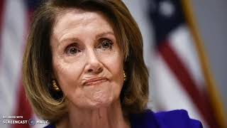 Nancy Pelosi showed her true colors