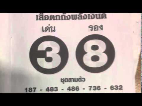 เลขเด็ดงวดนี้ เสือตกถังพลังเงินดี 16/05/58