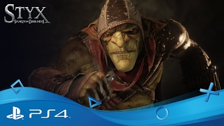 Styx: Shards of Darkness   Making of a Goblin   PS4
