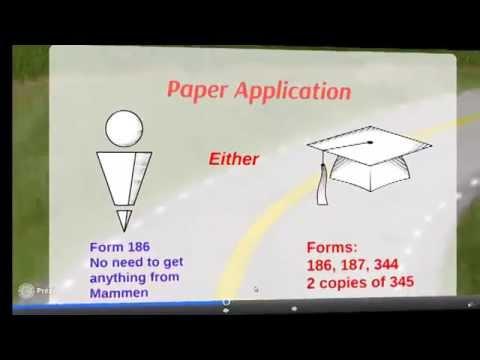 خطوة بخطوة للتسجيل في امتحان الUSMLE