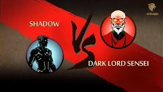 Shadow Fight 2 Shadow Vs Most Powerful Sensei