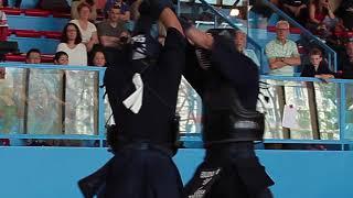 Finale Championnat de France de Kendo catégorie Juniors 2018